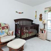 欧式儿童房沙发椅装饰