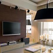 客厅创意灯饰装饰