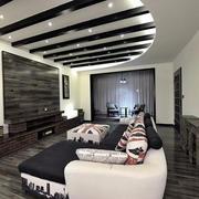 三室两厅电视柜设计