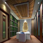 东南亚风格酒店吊顶设计