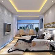 欧式奢华卧室装饰