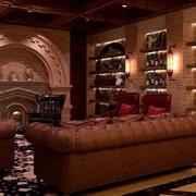 地下室欧式酒窖装修