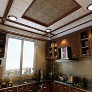 别墅装饰厨房装修