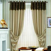 别墅欧式窗帘设计