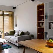 公寓客厅落地窗设计