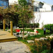 别墅小径设计