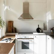 欧式U型厨房装修