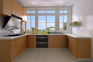 风格各异的橱柜设计效果图展示