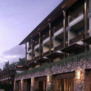 度假酒店外观设计