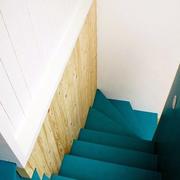 全原木楼梯设计图样