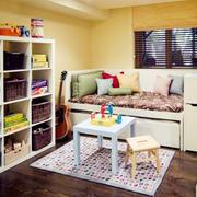 儿童房整体橱柜设计