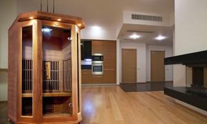 精装的家用汗蒸房设计装修效果图
