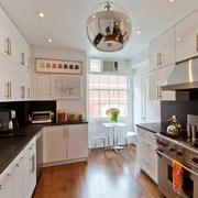 欧式厨房整体橱柜装修