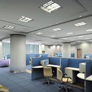 写字楼办公室吊顶设计