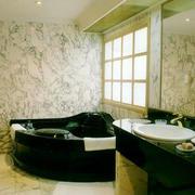 卫生间按摩浴缸设计