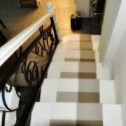 简约风格大理石楼梯设计