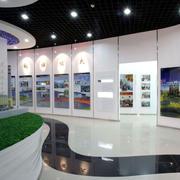 简约风格展厅橱柜设计