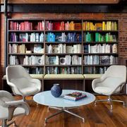 loft小型书吧设计