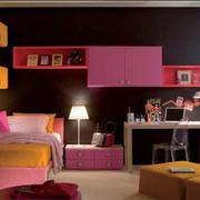 卧室创意书柜设计