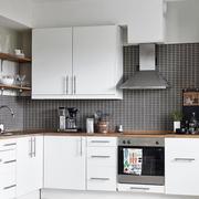 整体型厨房设计