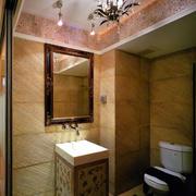别墅卫生间灯饰设计