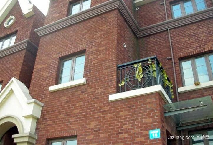 房外墙瓷砖效果图 房屋外墙瓷砖效果图 别墅外墙瓷砖效果图 外墙瓷砖高清图片