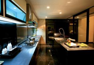 新中式厨房装修设计