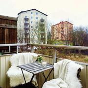 低层阳台装修设计