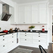厨房L型橱柜设计