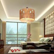 卧室大型灯饰设计
