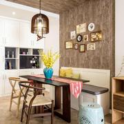 小公寓餐厅桌椅设计