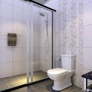 公寓洗手间独立浴室