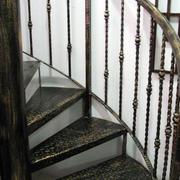 钢化旋转楼梯设计