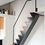 后现代风格阁楼楼梯设计