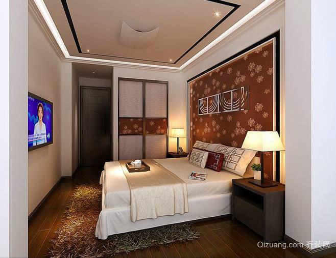 大户型三室两厅隐形门装修效果图展示