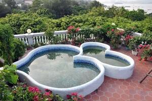 浪漫风格屋顶花园装修