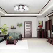中式复式楼家具沙发装修