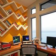 书房创意书架设计
