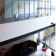 loft玻璃窗户设计