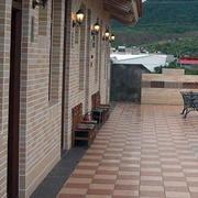美式复古别墅瓷砖装修