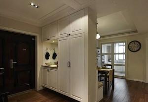 小户型门厅玄关设计