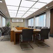 简约风格会议室投影仪设计