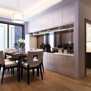 厨房简约风格桌椅