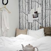 卧室床头设计效果图