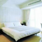 卧室简约吊顶设计