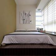 阳台卧室装修效果图