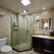 现代简约风格卫生间设计