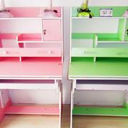 彩色搭配学习桌设计