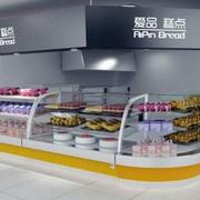 超市简约风格展柜设计