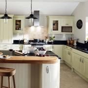 L型厨房橱柜设计